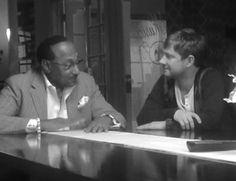 "Martin Freeman interviewing Abdul ""Duke"" Fakir"