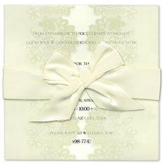 Ivory Vellum Invitations - Anna Griffin (#111021)   FineStationery.com