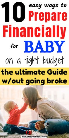 Money saving mom tips to financially preparing for baby on a budget. How to budget for a baby, Saving on Baby, baby savings plan, baby planning, saving money for baby, baby on a budget, planning a baby, budget for baby, baby financial planning, baby costs, frugal baby, baby expenses, first time mom, first time pregnancy,  first time pregnancy must-haves, first time preparing for a baby, first time pregnancy new moms, third trimester to-do list, #babyplanning #Thirdtrimester #Budget #newmom #baby Planning Budget, Baby Planning, Financial Planning, Baby Savings, Savings Plan, Baby Cost, Baby On A Budget, First Time Pregnancy, Pregnancy Must Haves