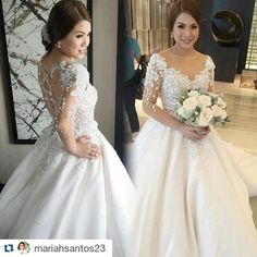 Mak Tumang @maktumang Bride Lauren #Mak...Instagram photo | Websta (Webstagram) Bridal Dresses, Wedding Gowns, Our Wedding, Bridesmaid Dresses, Wedding Ideas, Tulle Wedding, Bridal Looks, Mak Tumang, Elegant