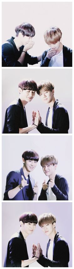EXO's Chanyeol and Sehun they're Sooooo cuuuuute! Chanhun!