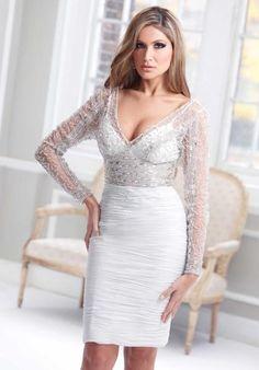 Terani Evenings Dress C1714 at Peaches Boutique