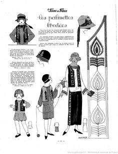 21 1923/11/18 (A9,N445). Les Modes de la femme de France
