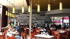 Fuego at Hotel Maya in Long Beach.  Good memories
