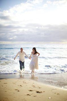 Beach Wedding Photos You guys should do a photo shoot the next day on the beach! Beach Wedding Photos, Wedding Shoot, Wedding Ideas, Wedding Dresses, Romantic Photos, Wedding Beach, Wedding Themes, Wedding Pictures, Wedding Details