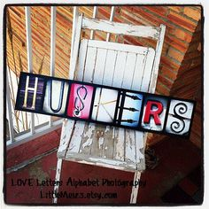 Alphabet Photography - Letter Art - Gifts & Home Decor by LettersOfLoveDesigns Alphabet Photography Letters, Letter Photography, Photo Letters, Love Letters, Fathersday Crafts, Picture On Wood, Picture Photo, Creative Crafts, Diy Crafts