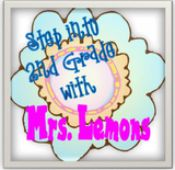 """Step Into 2nd Grade with Mrs. Lemons"" Blog"