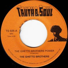 Ghetto Brothers---The Ghetto Brothers Power Brother, Bands, Album, Band, Band Memes, Card Book