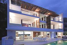 The Contemporary Casa Almare, Mexico