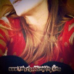#stripes and #dots :) now on my #fashionblog www.robyzlfashionblog.com #look #style  #fashion #ootd
