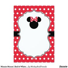 Shop Minnie Mouse Birthday Chalkboard Invitation created by MickeyAndFriends. Minnie Mouse Birthday Invitations, Minnie Mouse First Birthday, Minnie Mouse Baby Shower, Photo Birthday Invitations, Minni Mouse Cake, Red Minnie Mouse, Invitation Baby Shower, Polka Dot Birthday, Mickey Party