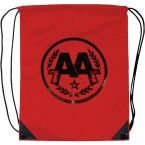 Asking Alexandria Circle Drawstring Backpack