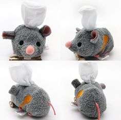 Preview: Remy Tsum Tsum from Ratatouille