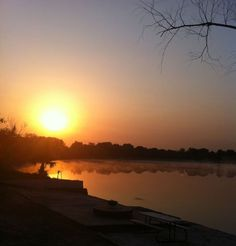 There is a lake 15 minutes from Downtown Houston? I had no idea. Lake 288 is now on my list of things to do in Houston.