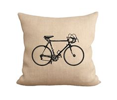 Vintage 1940's Racing Bicycle Pillow - No Pillow Insert. Cover Only Fiber and Water http://www.amazon.com/dp/B00V2AXT1Y/ref=cm_sw_r_pi_dp_3rZbwb1FDG3ZW