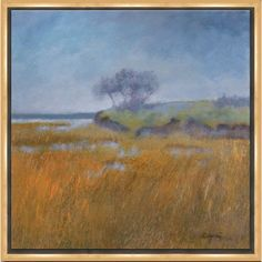Ray's Point landscape nature giclee on canvas by Steve Capiz