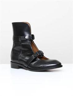 Acne Petra Boot- Black