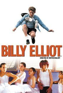 Eleven-year-old Billy does not like the brutal boxing lessons at school, so he falls for the girls' ballet lessons instead. His family doesn't approve, so he must train in secret. (O) Billy Elliot...simply because it's a fabulous movie!