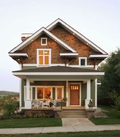 craftsman style homes - Bing Images