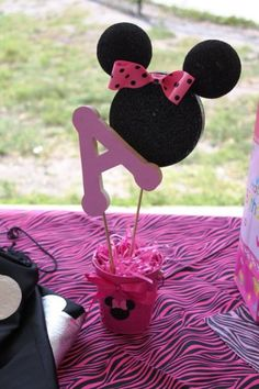 minnie mouse birthday party ideas | TRENDS: Minnie Mouse Parties on Catch My Party | Catch My Party