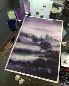 40x56 cm .... #waterblog#arts_help#artwork#painting#turkey#landscape#illustration#watercolor#art_conquest#aquarela#artgallery#inspiring_watercolors#watercolormasters#royaleartfeatures#акварель#bestartblog#foart1#watercolorartbook#artistuniversity#adempotas#istanbul#paris#artmagazine#illustratenow#artscrowds#nawden#_tebo_#artists_center#contemporaryart#color