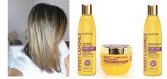 Θεϊκά μαλλιά με τις σειρές περιποίησης Kativa Natural Οί δικές σας φωτογραφίες! KATIVA SWEET CAMOMILE. Εχει σχεδιαστεί για να δώσει περισσότερη φωτεινότητα και λάμψη στα ξανθά μαλλιά και να ενισχύσει κάθε ίνα της τρίχας από το πρώτο λούσιμο.