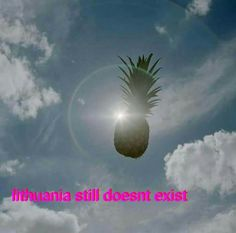 I SAW A PINEAPPLE AND THOUGHT THIS WAS A JOKE ABOUT TAKUMI JESUS CHRIST
