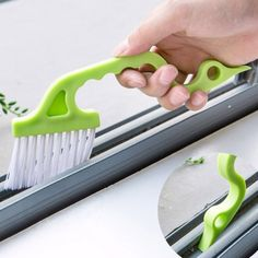 List of Top Cleaning Gadgets & cleaning tools equipments housekeeping Sliding Door Track, Sliding Glass Door, Sliding Doors, Nook And Cranny, Clean Freak, Window Cleaner, Shower Door Cleaner, Shower Doors, Cleaning Hacks