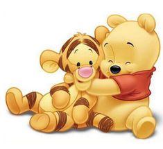 Winnie The Pooh Drawing, Winnie The Pooh Pictures, Cute Winnie The Pooh, Cartoon Wallpaper Iphone, Cute Disney Wallpaper, Cute Cartoon Wallpapers, Pooh Bebe, Baby Disney Characters, Disney Movies