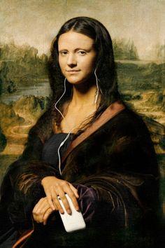 0206 [Paul Jones & Armand Beasley] Michelle Keegan as Mona Lisa (music)
