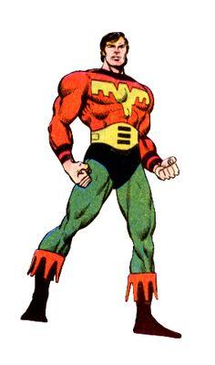 legion of superheroes ultra boy - Google Search