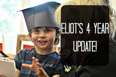 Eliot You Are 4! An Update