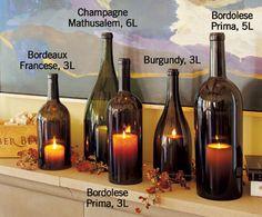 "Italian ""Big Bottle"" Wine Hurricanes"