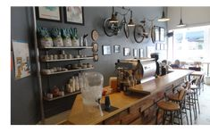 Kickstand Coffee Bar