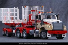 9 (Easysteer): A LEGO® creation by Ingmar Spijkhoven : Lego Factory, Western Star Trucks, Lego Building Sets, Lego Truck, Lego Army, Lego Boards, Amazing Lego Creations, Lego Builder, Truck Coloring Pages