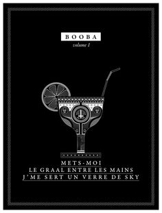 illustration rap français Booba