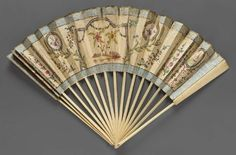 Fan        English, 18th century