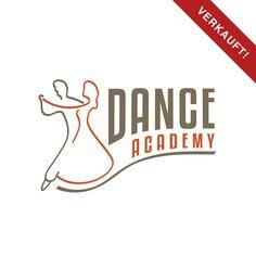 Exklusives Logo- und Corporate-Design für eine Tanzschule – Dance Academy