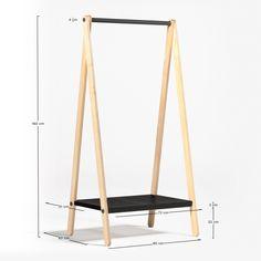 Perchero de Pie Erxa - SKLUM Home Design Floor Plans, Wardrobe Rack, Weird, Diy, Room Decor, House Design, Flooring, Closet, Furniture