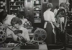Hollywood Gender Divide: Women in Post-Production Speak Out