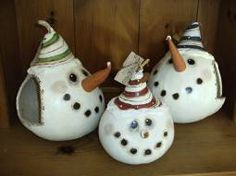 Unique gourdcrafts for all seasons. All original designs by Anna Angelo.I