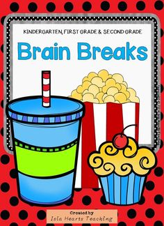 In this packet, I have included a range of 60 DIFFERENT BRAIN BREAKS for KINDERGARTEN, FIRST GRADE AND SECOND GRADE that I have used successfully over the years.