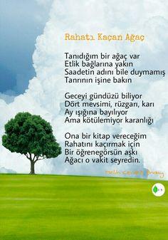 Melih Cevdet Anday - Rahatı Kaçan Ağaç