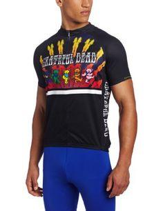 Primal Wear Men s Grateful Dead Dancing Bears Cycling Jersey 65604f654