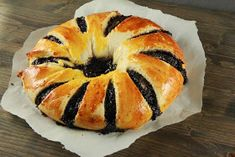 Russia: Poppy Seed Roll - Kim Cooks the World My Plate, Desserts To Make, Old Recipes, Sweet Bread, International Recipes, Poppies, Smoothies, Seeds, Rolls