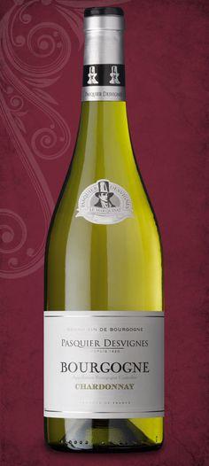 Pasquier Desvignes wines - The Man with the Hat