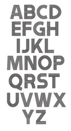 Tribbon font