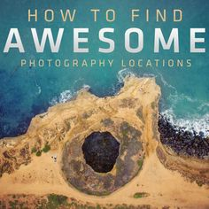 This is my number one pre-production drone tip! Learn how to scout amazing drone photography locations using a free tool.
