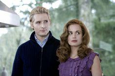 Carlisle Cullen & Esme Cullen