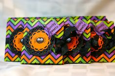 My Craft Spot: Monday Challenge #114 - Trick-or-Treat!